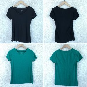 Mossimo | Short Sleeve Basic Tee Lot Of 2